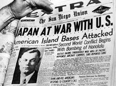 JAPAN AT WAR WITH U.S.