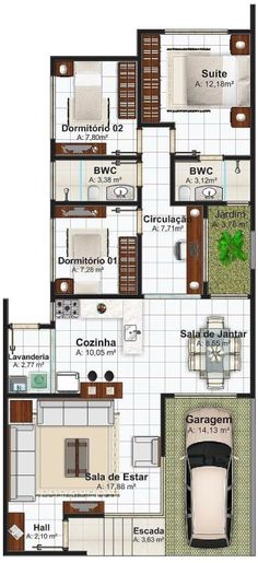 147 Modern House Plan Designs Free Download Part 87