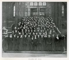 Class of 1910 Hunter College of the City University of New York