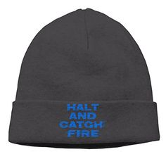 Halt And Catch Fire Flagship PC Slouchy Watch Hat Cool Beanie * Be sure to check out this awesome product. (Note:Amazon affiliate link)