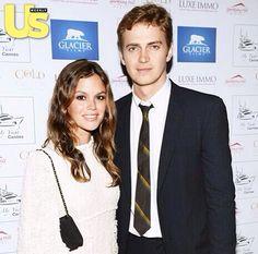 Rachel & Hayden expecting a baby!!