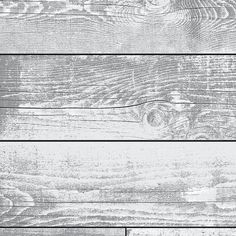 Peel and Stick Removable Wallpaper, Repositional Fabric Wall Mural, Horizontal Wood pattern, Wooden Boards, Black and White