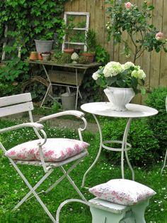 Landliebe-Cottage-Garden: genäht