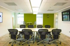 Herman Miller - Lighting for a dynamic office space