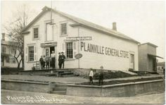 Plainville NY General Store 1910's