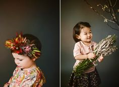 Story by Mia children's portraits   100 Layer Cakelet