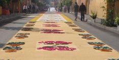 Eran las dos de la mañana y La Virgen de Ocotlán bajaba de su nicho nuevamente para ser adorada por el pueblo tlaxcalteca. El fervor se volcó a las calles e inició la peregrinación que por muchas horas se cubriría de pétalos y rezos.