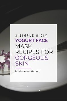 Yogurt is an excellent ingredient that you can use to nourish your skin. Here is a great list of DIY yogurt face masks that will help you get gorgeous skin.