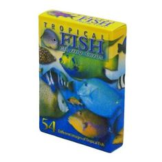 Tropical Fish Playing Cards - Deck of 54 Cards