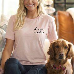 Dog Mom Shirt, Mom Shirts, Mother's Day, Wine Mom, Yoga Tank Tops, Dog Mom Gifts, Deep Teal, Shirt Shop, Colorful Shirts