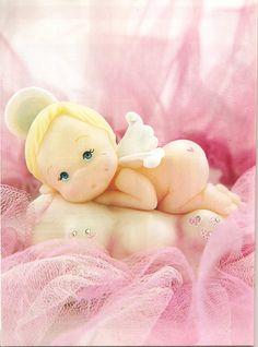 baby angel.