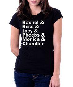 Blusa Feminina Friends (Clássica) - Oba! Shop - camisetas, babylooks, acessórios, música e arte