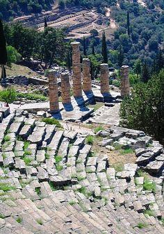 Delphi - Delphi, Fokida, Greece Copyright: Igor Sadowski