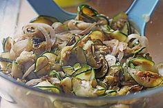 Marinierte Zucchini 16