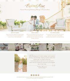 custom website design, custom web design, custom web elements ...