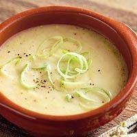 Prei-mosterdsoep recept - Soep - Eten Gerechten - Recepten Vandaag