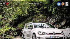 RevoZport Volkswagen Golf VII R Razor 7R