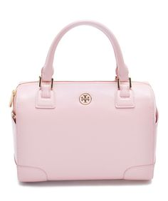 ca92821fbbde Look at this Tory Burch Dark Sahara Leather Shoulder Satchel on  zulily  today! Leather