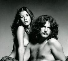 Stevie Nicks & Lindsey Buckingham of Fleetwood Mac. 1973