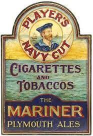 Hasil gambar untuk vintage cigarette labels