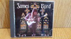 JAMES BYRD. SON OF MAN. CD / SHRAPNEL RECORDS - 1995 - 9 TEMAS / CALIDAD LUJO.