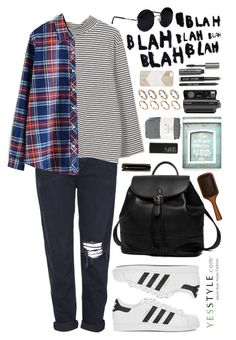 """""""Singles Day Sale @ yesstyle"""" by scarlett-morwenna ❤ liked on Polyvore featuring Una-Home, Topshop, FROMBEGINNING, adidas Originals, Princess Carousel, Falke, Polaroid, ALDO, Nomadic and NARS Cosmetics"""