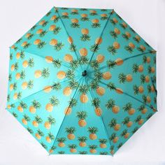 The Tiki - Retro Tropical Pineapple Umbrella