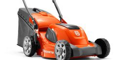 Husqvarna LC 141Li     Battery Lawn Mowers   Ideal for homeowners or for trimming complex areas, this intuitive hassel-free battery mower ...