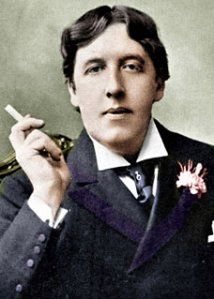 """""""Every saint has a past and every sinner has a future"""" Oscar Wilde"""
