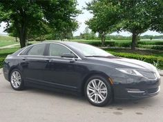 2014 Lincoln MKZ, 22,597 miles, $26,500.