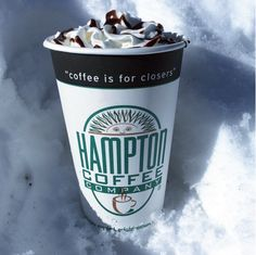 Aquebogue Perks Up With Hampton Coffee Company's New North Fork Shop | Edible East End - Wake up and smell the Hampton Coffee Company in Aquebogue.