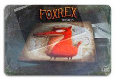 FoxRex - progress