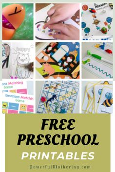 Your preschooler is naturally curious. And you will love these Free Preschooler Printables! More information on these free printables that have your back may be found on the blog. From educational activities including the alphabet, shapes, colors, learning how to count, improving motor skills, and many more to fun game printables, these learning tools for toddlers are impressive! These free worksheets are waving at you! #educationalprintables #freeprintables