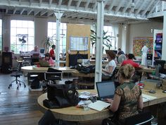 Interesting, quick article on the use of co-working spaces to benefit tiny house owners.