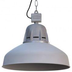 TOWER Große Industriestil-Kettenlampe von Breda Leuchten - Foto