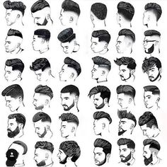"6,815 Likes, 186 Comments - Men's hairstyles inspiration (@4hairpleasure) on Instagram: ""Follow @menshair.jpg ✂️✔️. Facebook.com/4hishair . #4hairpleasure"""