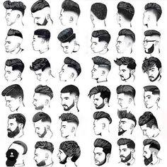 "6,810 Likes, 186 Comments - Men's hairstyles inspiration (@4hairpleasure) on Instagram: ""Follow  @menshair.jpg ✂️✔️. Facebook.com/4hishair . #4hairpleasure"""