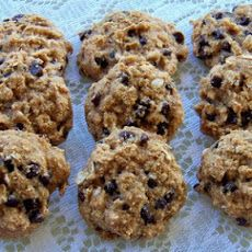 Guilt Free Chocolate Chip Cookie Recipe
