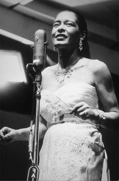 Billie Holidaywas born on April 7th, 1915.