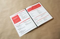 Pizzology Craft Pizza Menu Design // codo