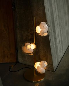"BOCCI on Instagram: ""38.3v short stem floor lamp in a brass finish"" Halfway House, Floor Lamp, Brass, It Is Finished, Flooring, Instagram, Floor Lamp Base, Wood Flooring, Floor Lamps"