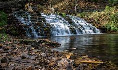 Waterfalls of Iowa - 9. Siewer's Spring Waterfall
