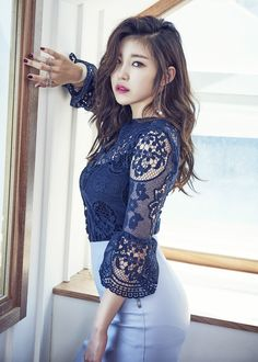 Hyosung ☼ Pinterest policies respected.( *`ω´) If you don't like what you see❤, please be kind and just move along. ❇☽