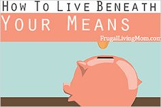 Important to start when you are young so you can learn to be frugal and stay frugal! Save, save, save!