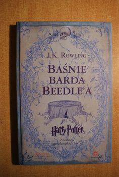 Baśnie Barda Beedle`a   J.K. Rowling