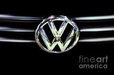 Vw Abstract - photo by Tom Gari Gallery-Three-Photography