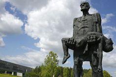 Хатынь в Белоруссии