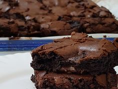 Breakfast Recipes, Dessert Recipes, Desserts, Healthy Cake, Pavlova, Sweets, Chocolate, Easy Brownies, Food