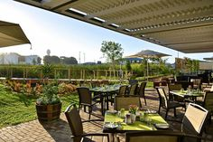 Eco-Friendly Hotels: Hotel Verde, Cape Town, South Africa. Photo by hotelverde.co.za