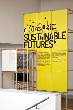 Build—  44(0)208 521 1040 / Design Museum-Sustainable Futures* Exhibition